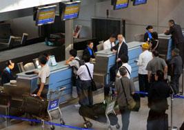 Visa sân bay